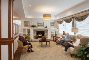 long term care / assisted living